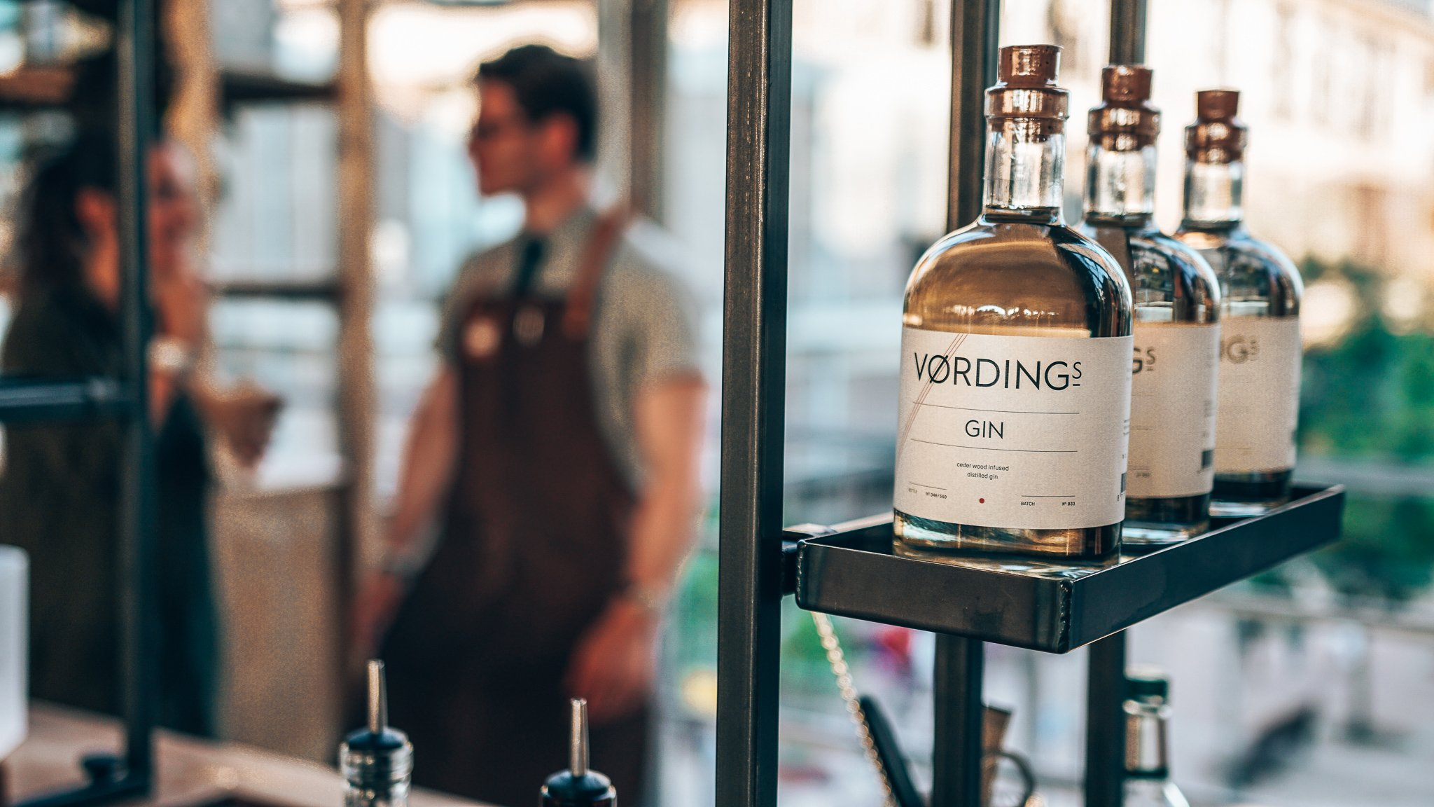 Vording Gin, Ginfestival Rotterdam, Alles over gin.