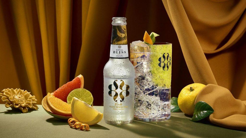 Yuzu Sensation, Royal Bloss, Alles over gin.