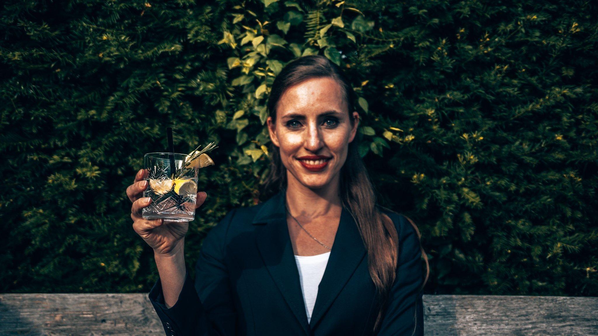 Cindy van der Lubbe, Seven Seas Spirits, Alles over gin.