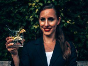 Cindy van der Lubbe, Seven Seas Spirits, Poseidon Dry Gin, Alles over gin.