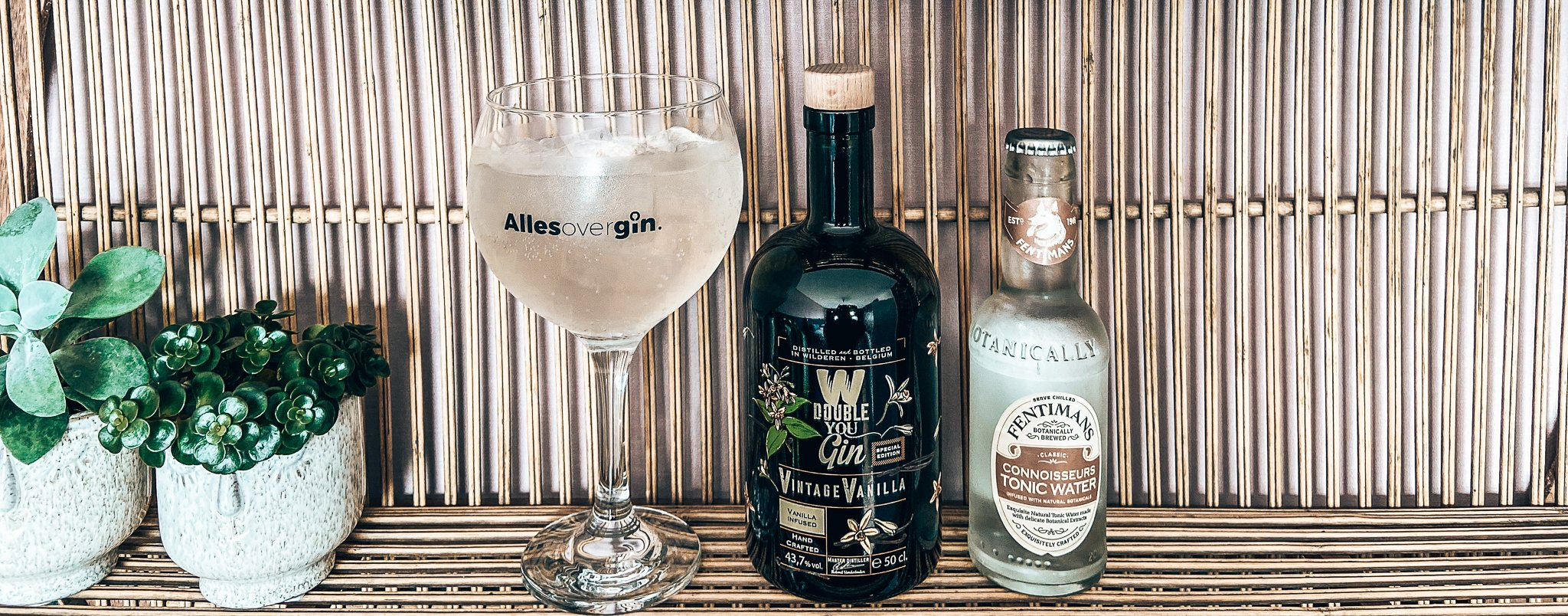 GT Vanilla, gin-tonic recept, Alles over gin.