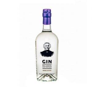 Kruidig en Krachtig, Wagging Finger Admiraal de Ruyter Gin, Alles over gin.