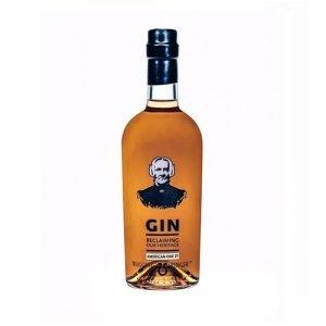 Kruidig en Krachtig, Wagging Finger American Oak 2Y Gin, Alles over gin.