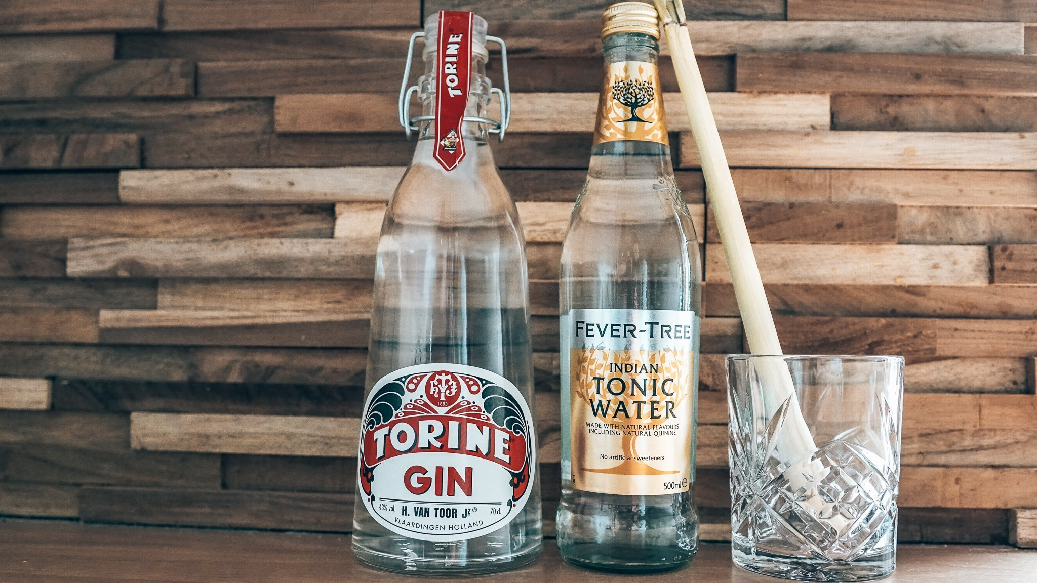Torine Gin en Fever-Tree Tonic, Alles over gin.