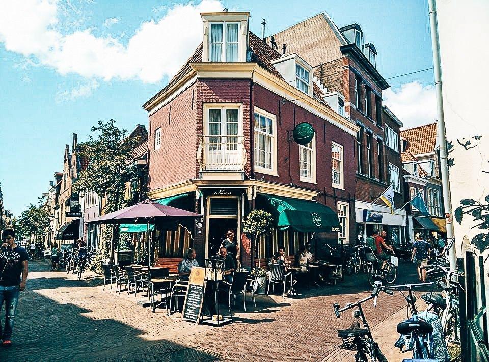 Cafe 't Kantoor Haarlem, CATZ Dry Gin, Alles over gin.