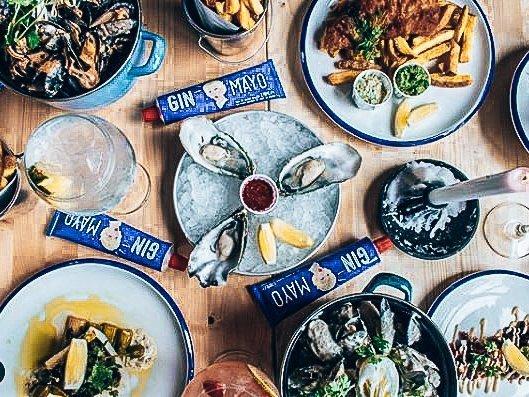 Mosselen en gin, Mossel & Gin seafood restaurant, Alles over gin.