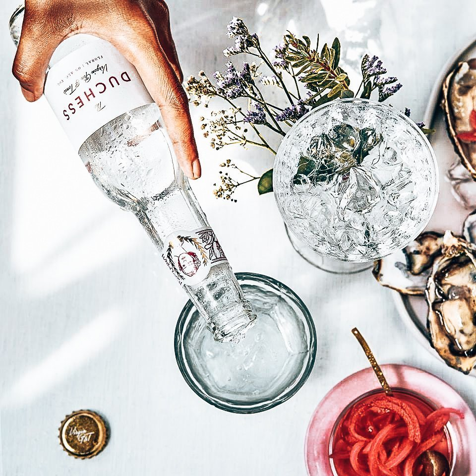 The Duchess alcoholvrije gin-tonic, Alles over gin.