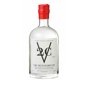 Citrus en krachtig, V2C Dutch Dry Gin, Alles over gin.
