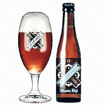 De Blauwe Bijl bier, De Leckere, Alles over gin.