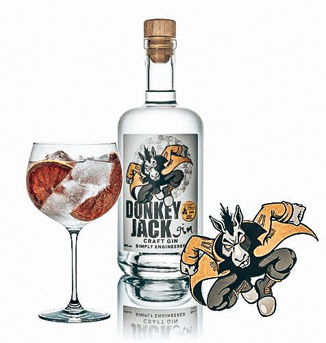 Donkey Jack Gin, Driftwood Distillery, Alles over gin.