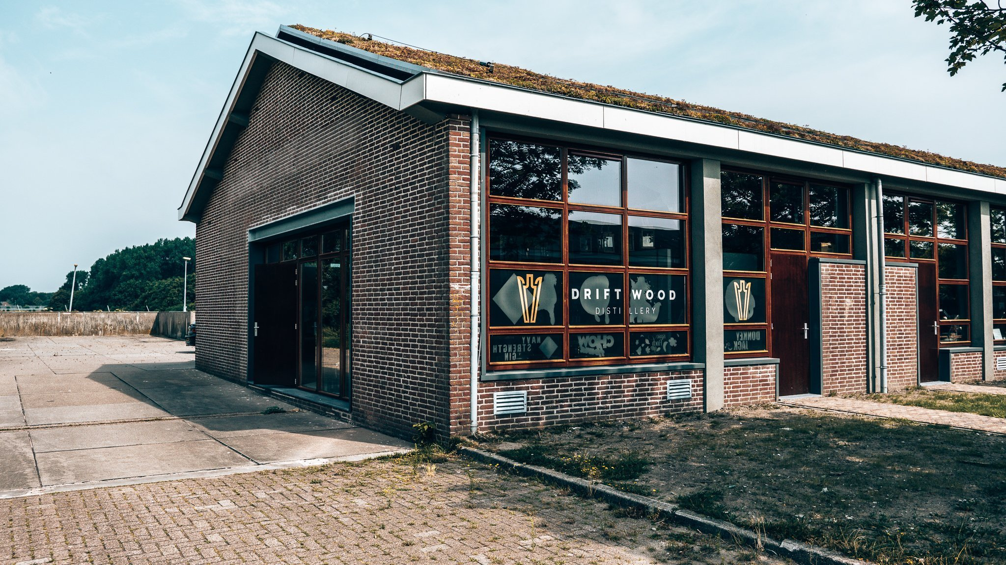 Driftwood Distillery in Katwijk, Alles over gin.