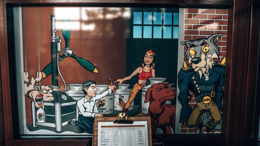 Het verhaal van Driftwood Distillery, Donkey Jack, Alles over gin.