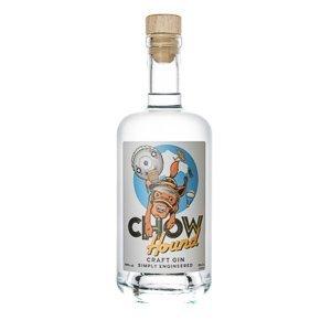Kruidig en krachtig, Driftwood Distillery, Chow Hound Gin, Alles over gin.
