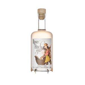 Kruidig en krachtig, Driftwood Distillery, Rose Finch Gin, Alles over gin.