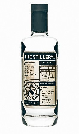 The Stillery's First Vodka, The Stillery, Amsterdam, Alles over gin.