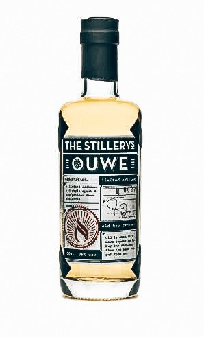 The Stillery's Ouwe, Jenever, The Stillery, Amsterdam, Alles over gin.