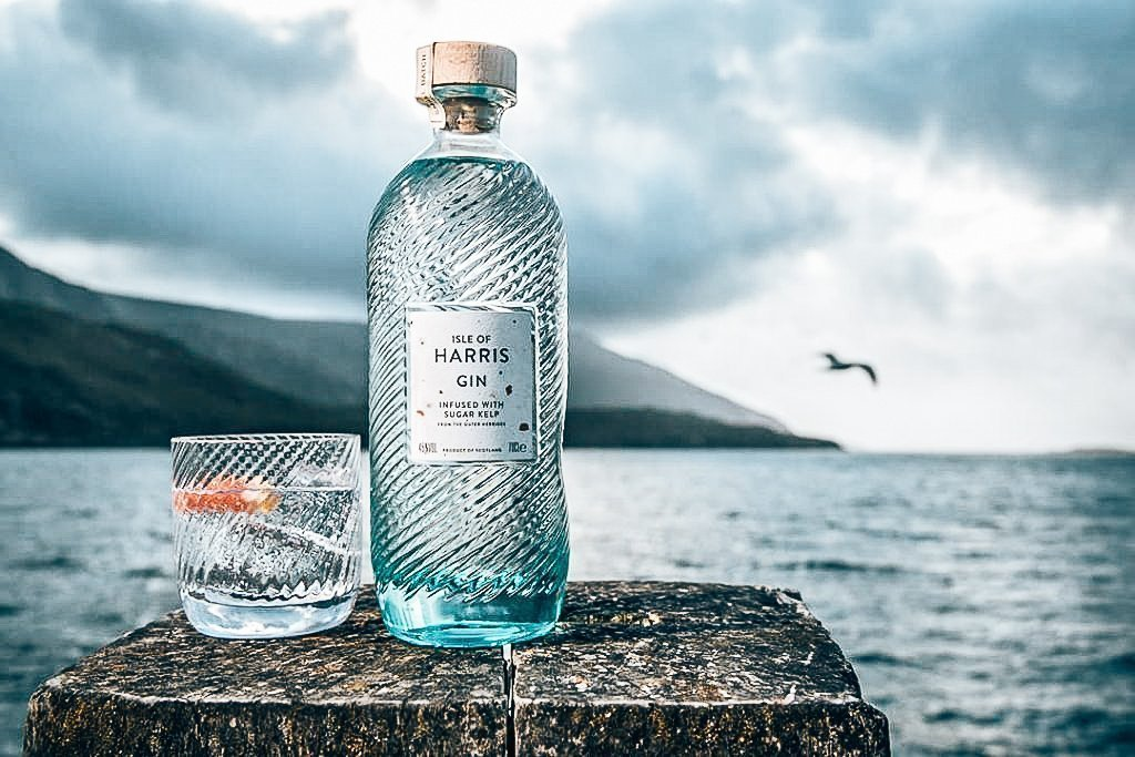 Isle of Harris Gin, Isle of Harris Distillery, Schotland, Alles over gin.