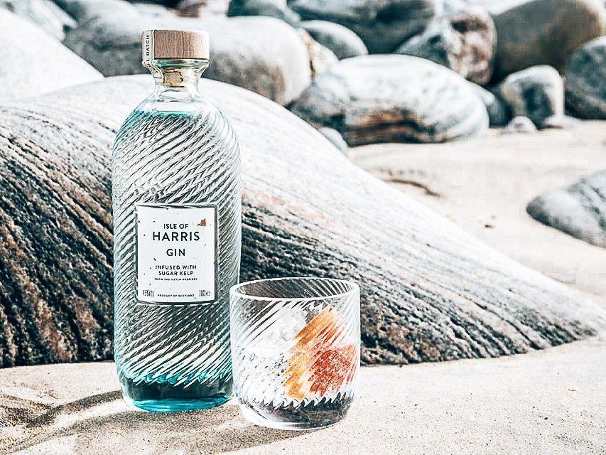Isle of Harris Gin, het persoonlijke verhaal achter de fles, Alles over gin.