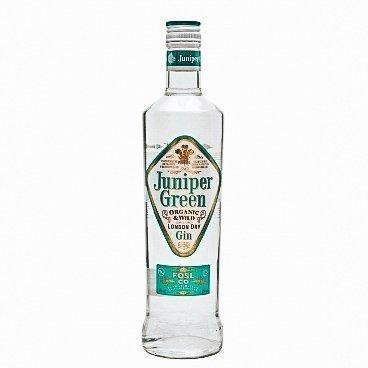Juniper Green Organic London Dry Gin, Sundara, Organic Gin, Bio Gin, Alles over gin.
