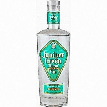 Juniper Green Organic Trophy Gin, Sundara, Bio gin, Organic Gin, Alles over gin.