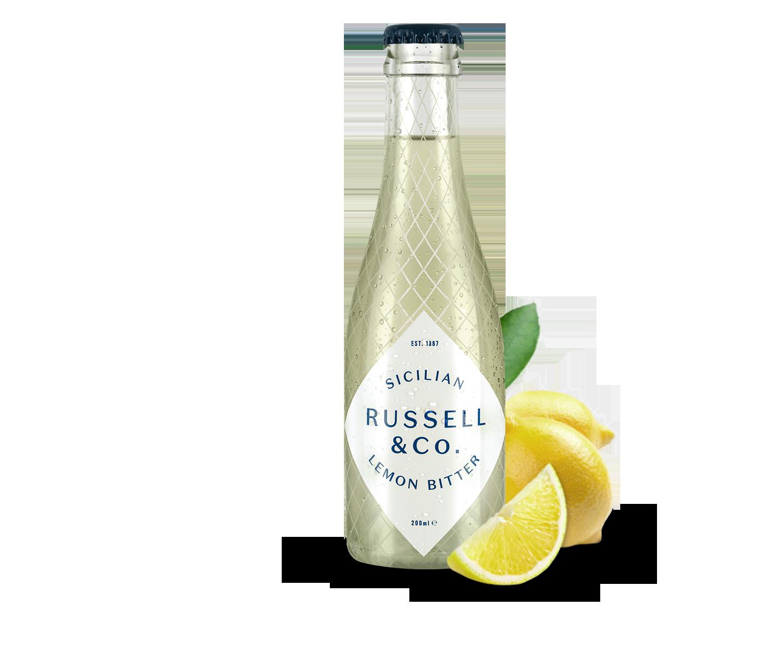 Russell & Co Sicilian Lemon Bitter, Alles over gin