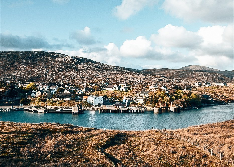 Tarbert, The Isle of Harris Gin, Alles over gin.
