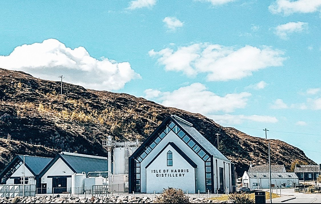 The Isle of Harris Distillery in Schotland, Alles over gin.