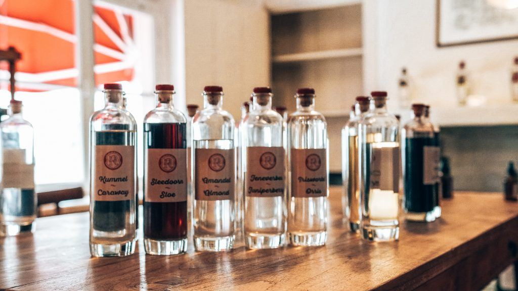 Tincturen workshop gin maken, Alles over gin.