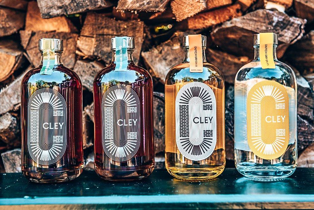 De producten van Cley Distillery, Alles over gin.