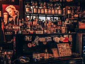 Eetcafe en gin-tonic bar De Kleine Prins, Den haag, Alles over gin.