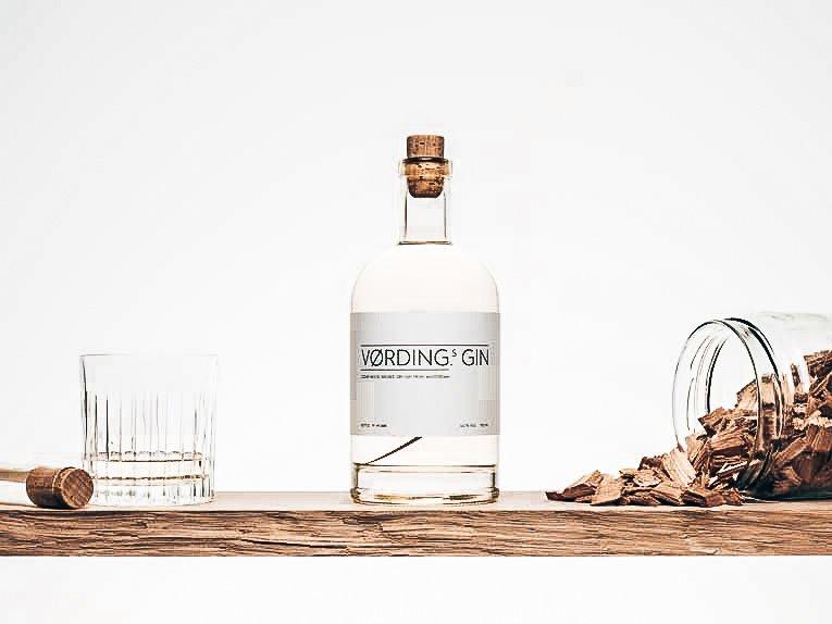 Vordings Gin, het persoonlijke verhaal achter de fles, Alles over gin.