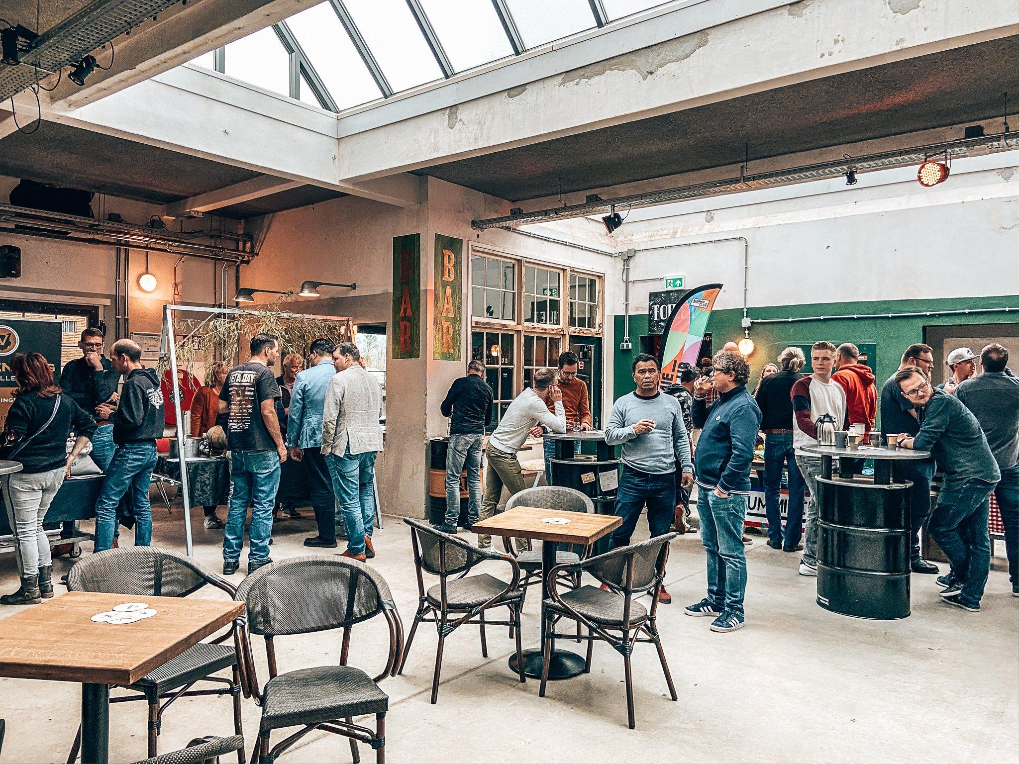 Binnenlands Gedistilleerd, Fooddock in Deventer, Alles over gin.