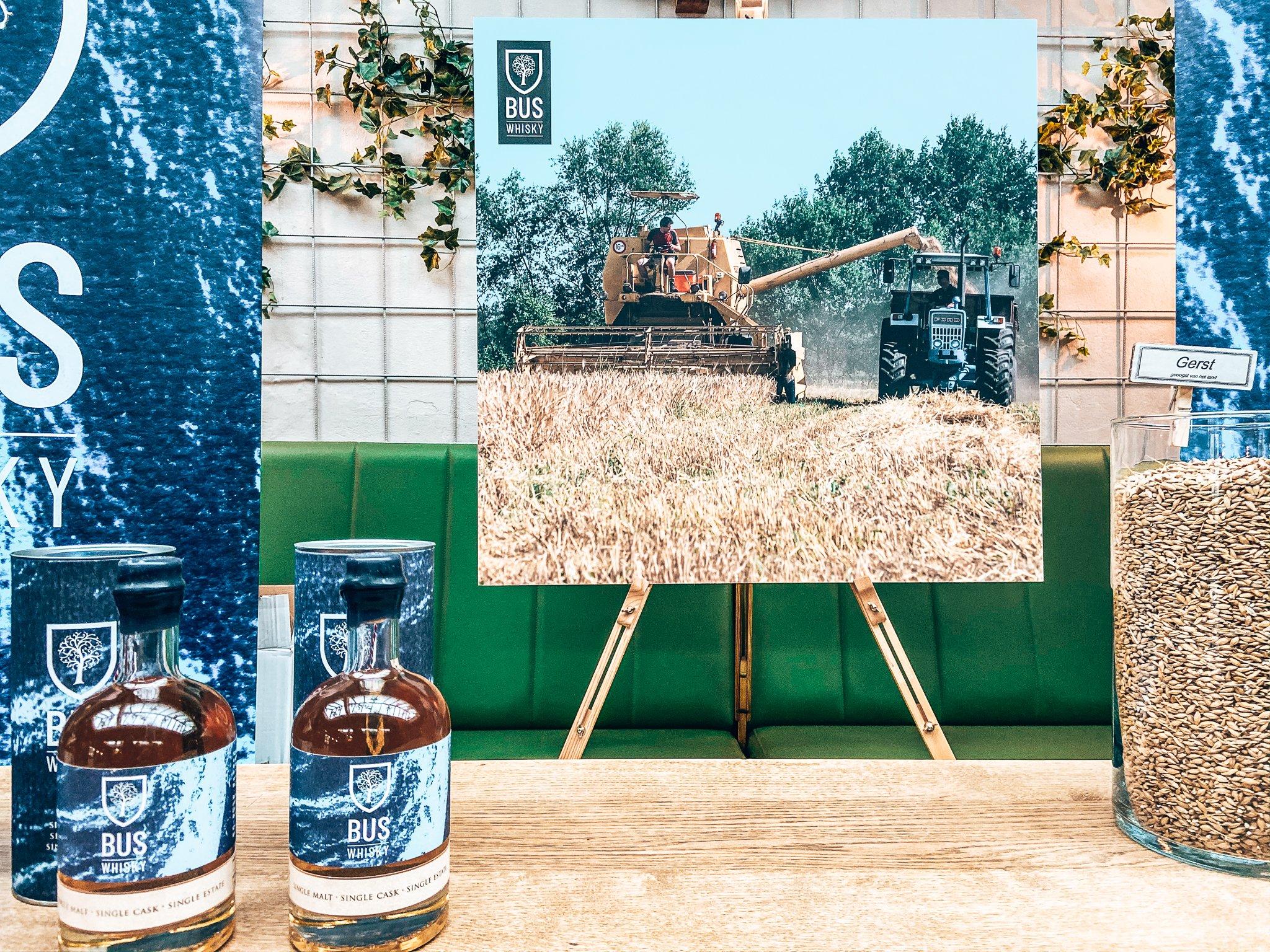Bus Whisky, Binnenlands Gedistilleerd, Fooddock Deventer, Alles over gin.