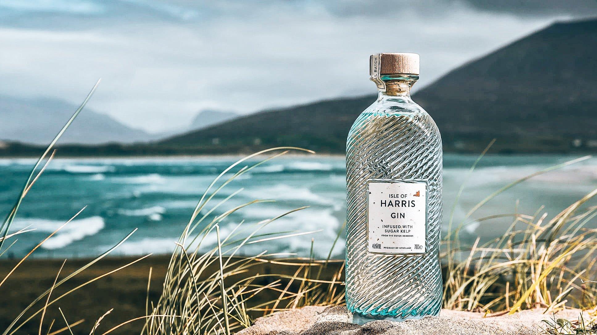 Isle of Harris, The Harris Serve, Alles over gin.