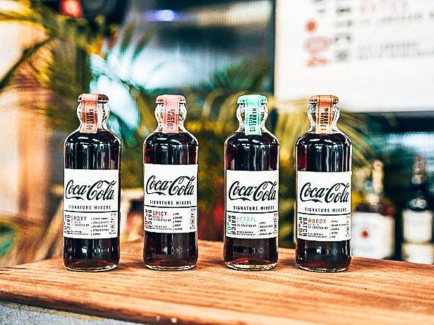 Spotlight tonic, Coca-Cola Signature Mixers, Alles over gin.