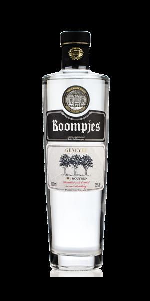 Boompjes Genever, Distilleerderij Onder de Boompjes, Alles over gin.