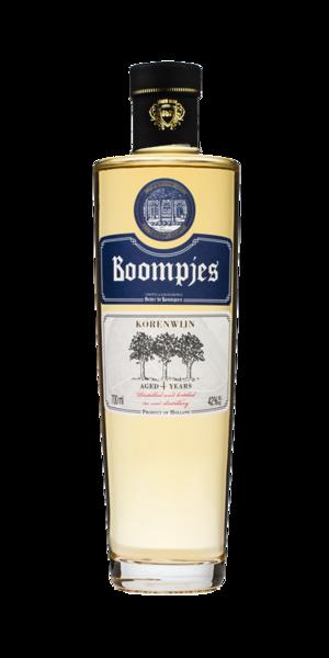 Boompjes Korenwijn, Distilleerderij Onder de Boompjes, Alles over gin.