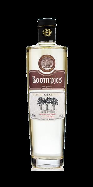Boompjes Old Dutch Genever, Distilleerderij Onder de Boompjes, Alles over gin.