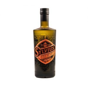Citrus en fris, Sylvius Dutch Dry Gin, Alles over gin.