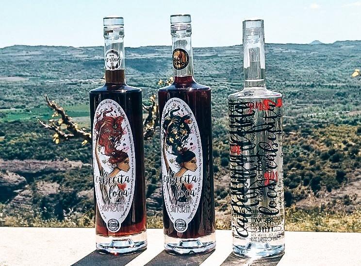 Dranken Cabecita Loca, Alles over gin.-2
