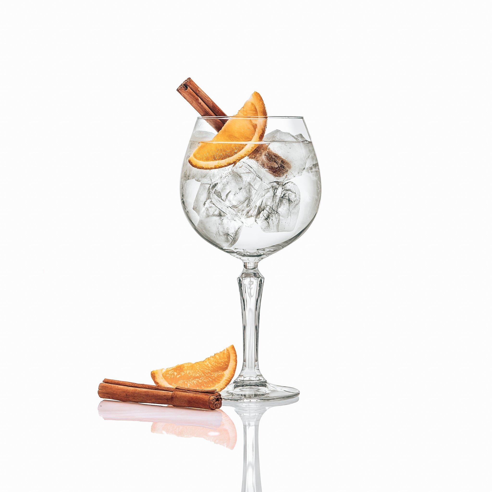 Perfect serve Orange & Cinnamon, Sir Edmond Gin, Alles over gin.