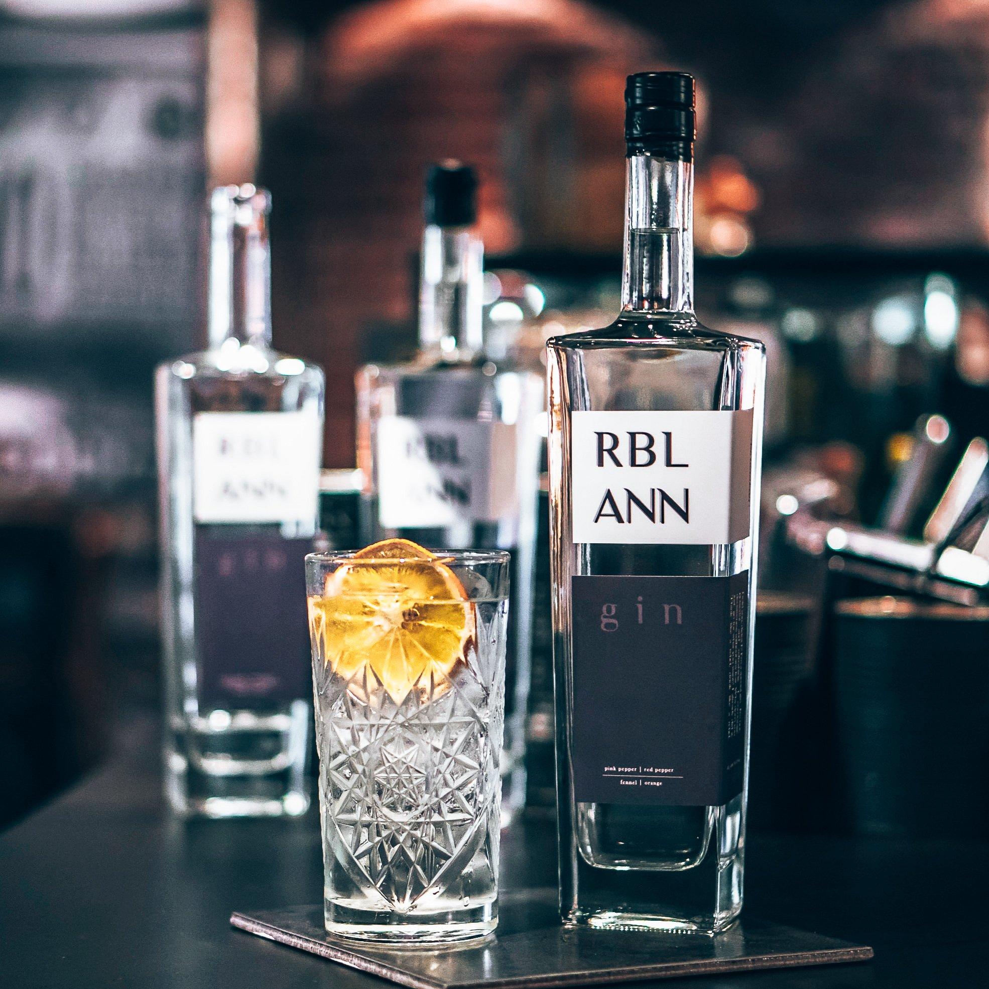 RBL ANN gin, Utrecht, Alles over gin.