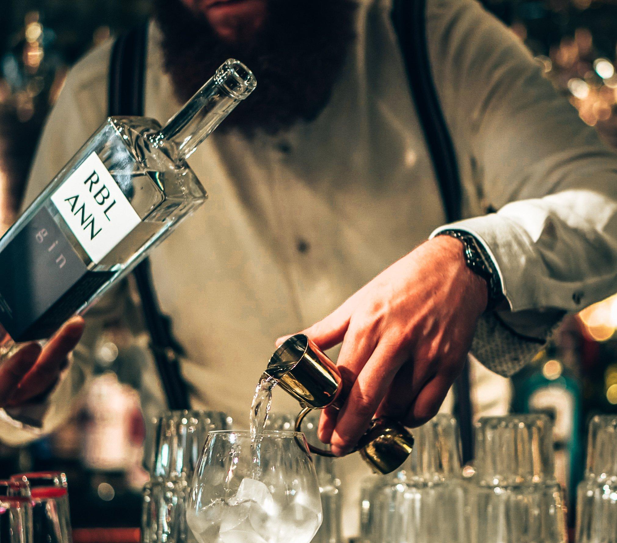 RBL ANN gin proeven, Alles over gin.