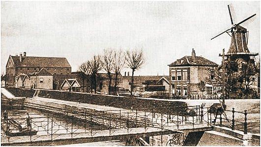 Vroeger Distilleerderij Onder de Boompjes, Schiedam, Alles over gin.