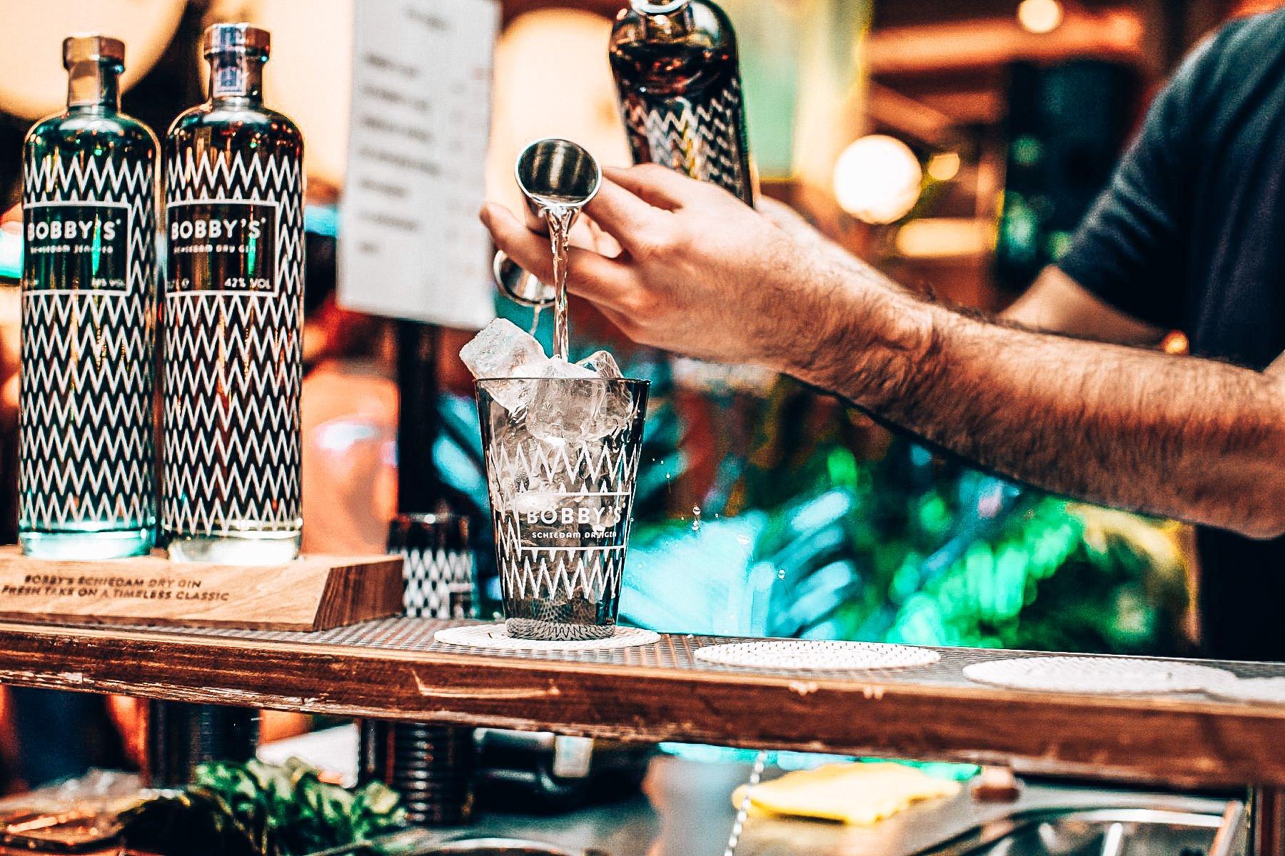 Bobby's Schiedam Dry Gin, Alles over gin.