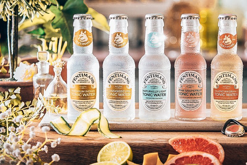 Fentimans tonic range, Craft Drinks, Alles over gin.