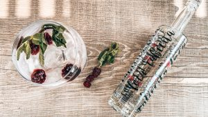 Gin tonic maken, Cabecita Loca Essential Gin, Perfect serve, Alles over gin.