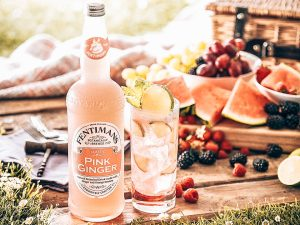 Pink Ginger, Fentimans, Craft Drinks, Alles over gin.