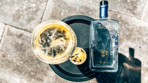 Recept, Perfect serve van Alluvial Gin, Drumlin Distillery, Alles over gin.