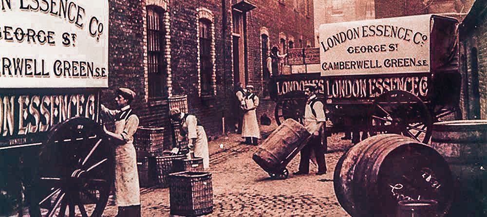 The London Essence Co. historie, Alles over gin.
